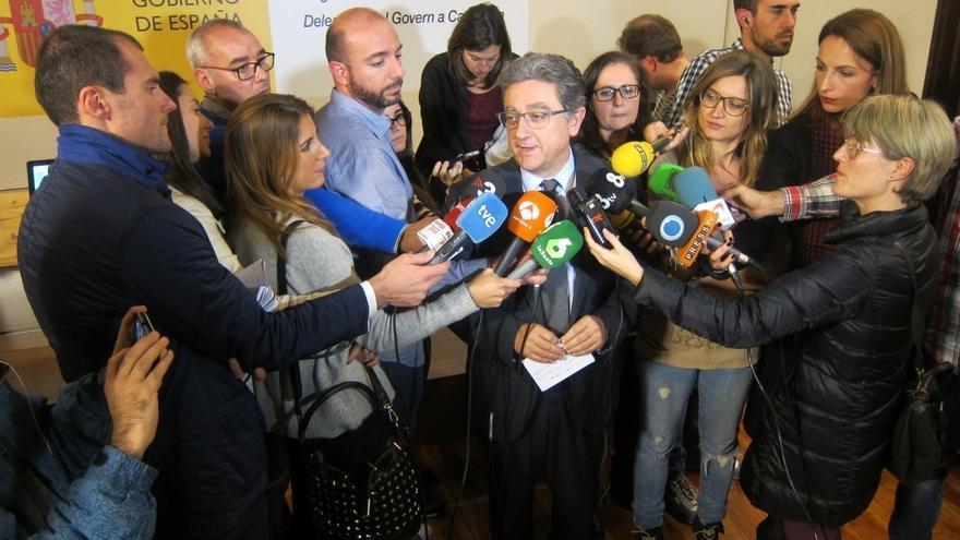 """Millo destaca la """"aproximación"""" del Gobierno a Cataluña y prevé más reuniones de Santamaría"""