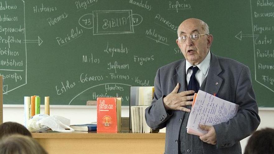 Curso de formación de profesores de Religión en la Diócesis de Valladolid. Foto: Ángel Cantero. CC-NC