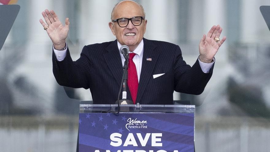 La Fiscalía investiga a Giuliani sobre el cese de la embajadora de EE.UU. en Ucrania