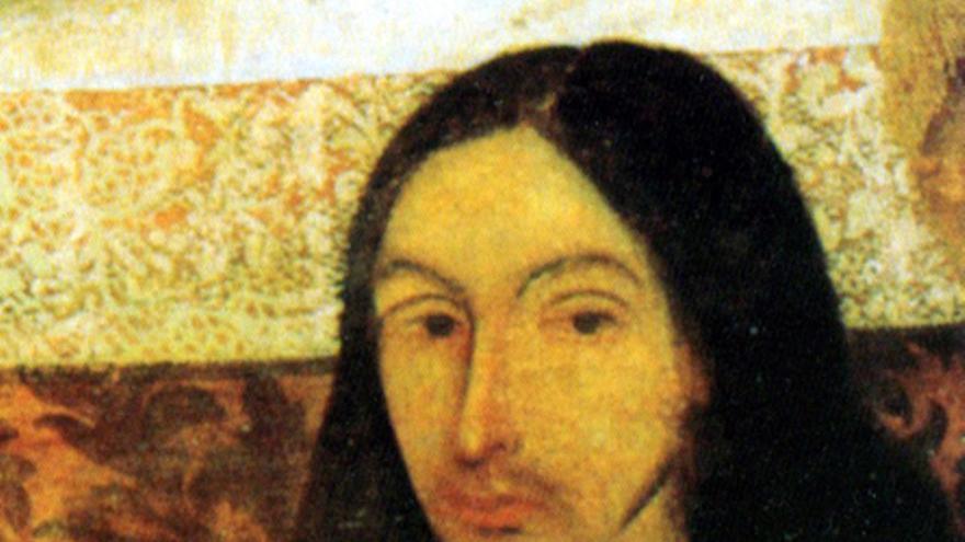 Pintura de Amaro Pargo