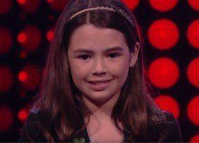 Una niña española de 10 años triunfa en 'La Voz Kids' de Tailandia
