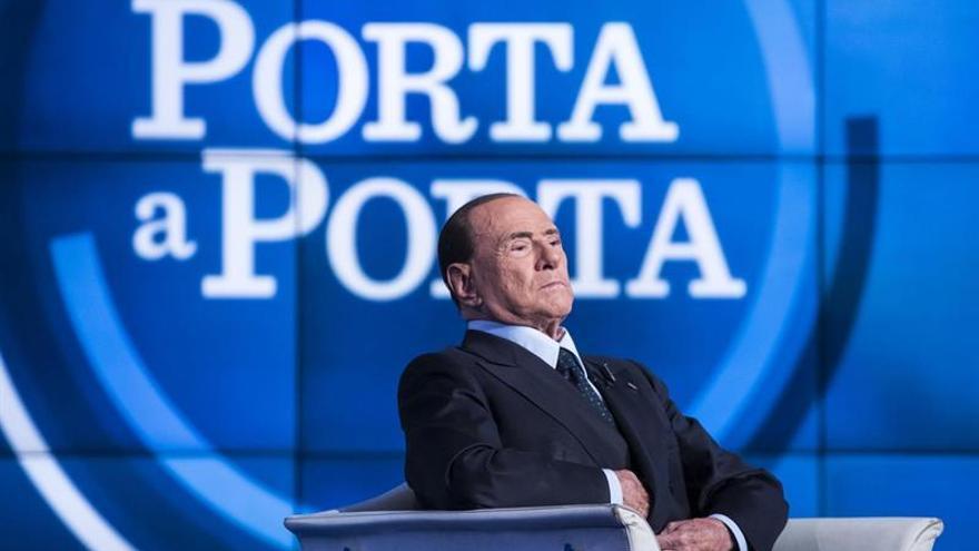 Berlusconi aseguró que hará campaña electoral pese a su inhabilitación