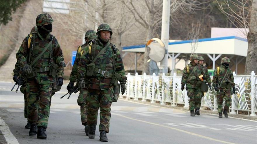 Unos 3,5 millones de norcoreanos solicitan alistarse para luchar contra EEUU