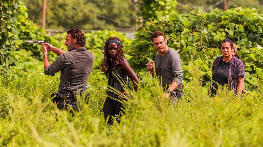 """The Walking Dead confirma la ausencia de un personaje """"desaparecido"""" en la 8ª temporada"""
