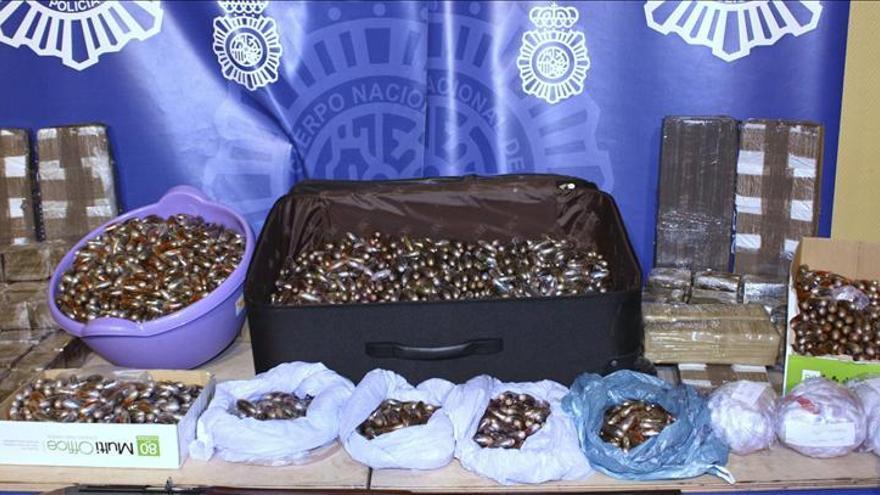 El PSOE pide la destrucción inmediata de las drogas incautadas