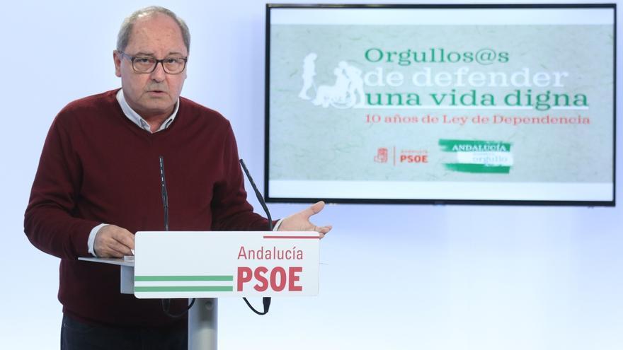 Susana Díaz y Zapatero cerrarán juntos una campaña del PSOE andaluz por los 10 años de la Ley de Dependencia