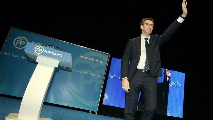 Feijóo recorrerá las cuatro provincias gallegas en el cierre de la campaña