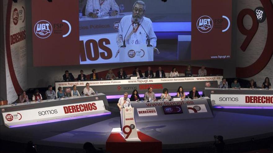 Fsp ugt dice que no rebajar sus exigencias en la mesa de for Mesa funcion publica
