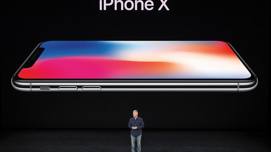 El nuevo iPhone X saldrá a la venta el próximo mes de noviembre