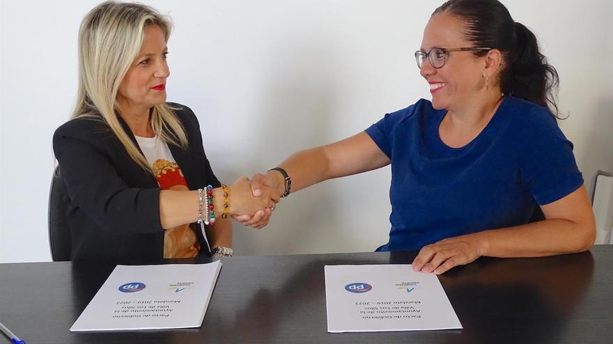 La candidata nacionalista, Macarena Fuentes, será la nueva alcaldesa y Raquel González (PP) asumirá la primera tenencia de Alcaldía.