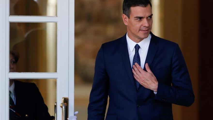 Sánchez asiste en Rumanía a su primera cumbre europea tras ganar los comicios