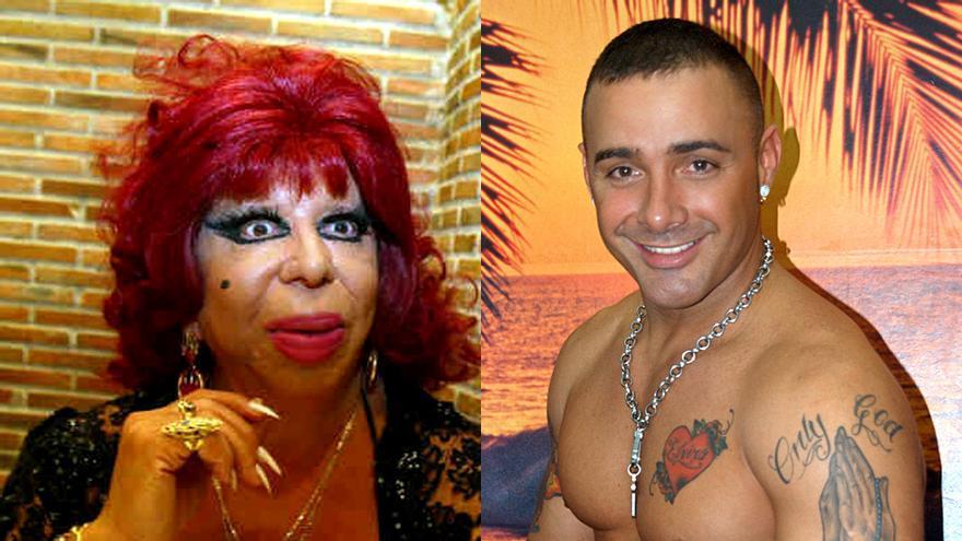 Carmen de Mairena y Dinio, protagonistas del último bulo en Twitter