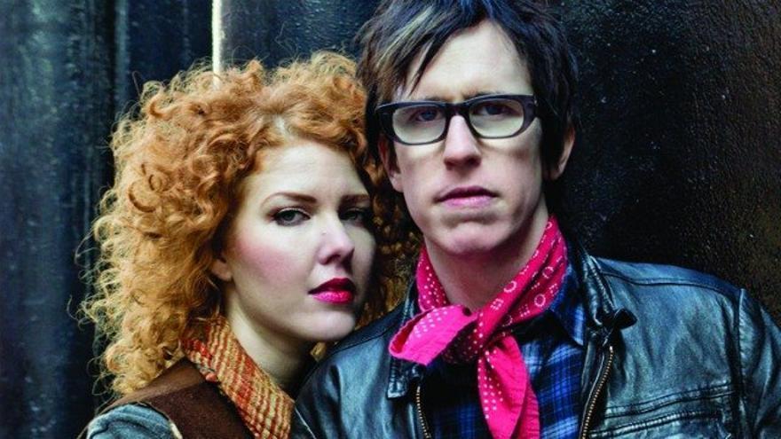 Buddy Miller y Julie Miller AKA The Mastersons