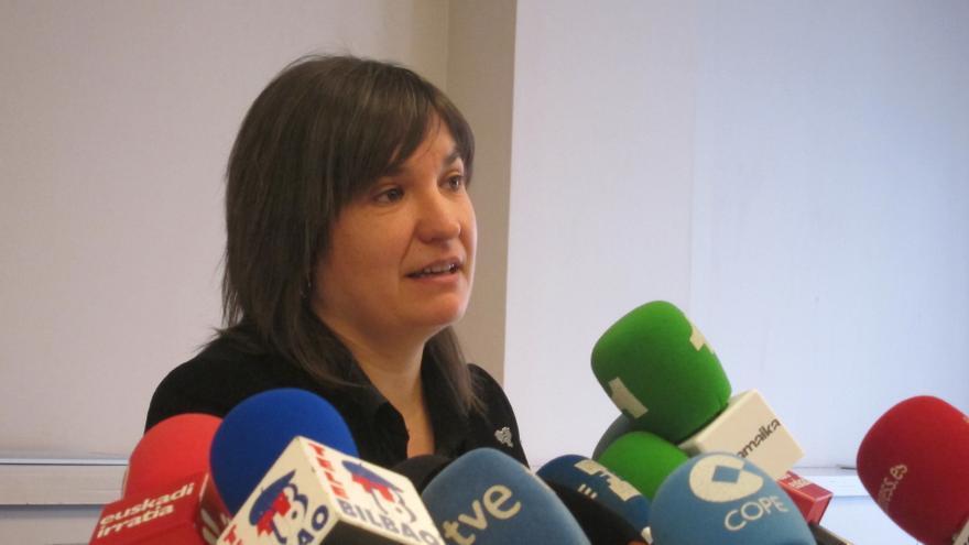 """Ugarteburu (EH Bildu) afirma que """"es la hora de la soberanía, tanto en Cataluña, como en Euskal Herria"""""""