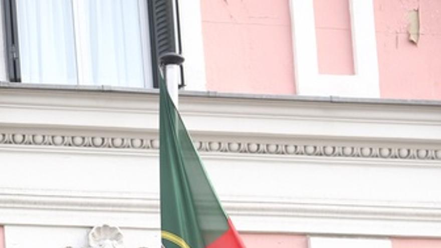 Recurso de una bandera de Portugal