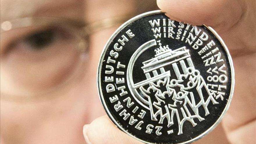 Alemania, un gigante 25 años después de su reunificación