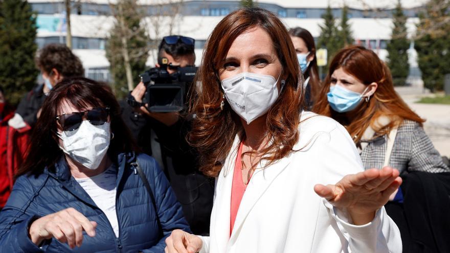 García: El 4M es una oportunidad para que la derecha no se haga con el sur de Madrid