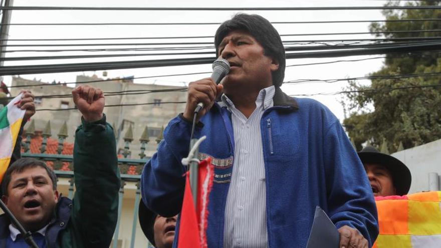 Evo Morales es favorito en el último día de la difusión de encuestas en Bolivia