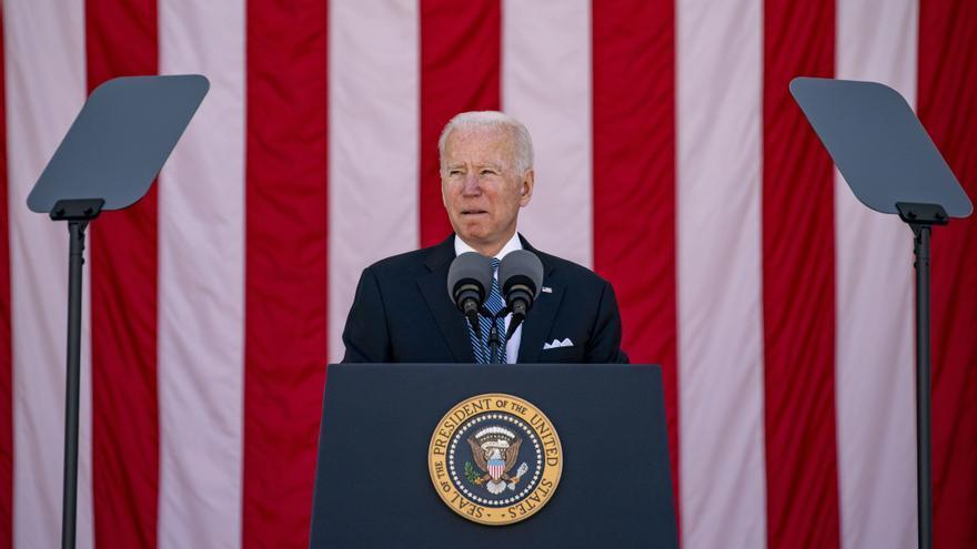 Biden recupera 2.200 millones de dólares que Trump desvió para erigir el muro