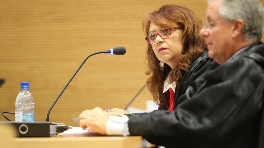 La abogada María del Carmen Medina