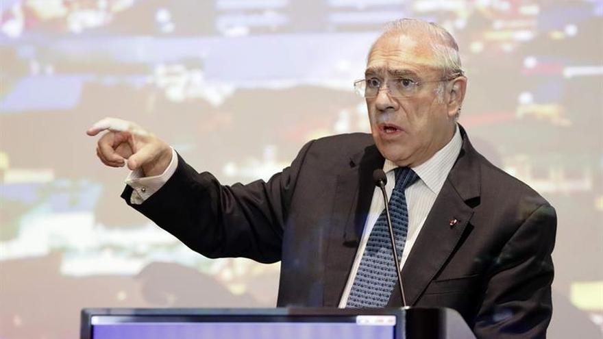 Ángel Burría, secretario general de la OCDE.