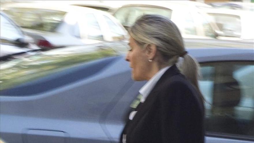 Un jurado decidirá sobre la alcaldesa del PP que votó contra el PSOE por un bolso