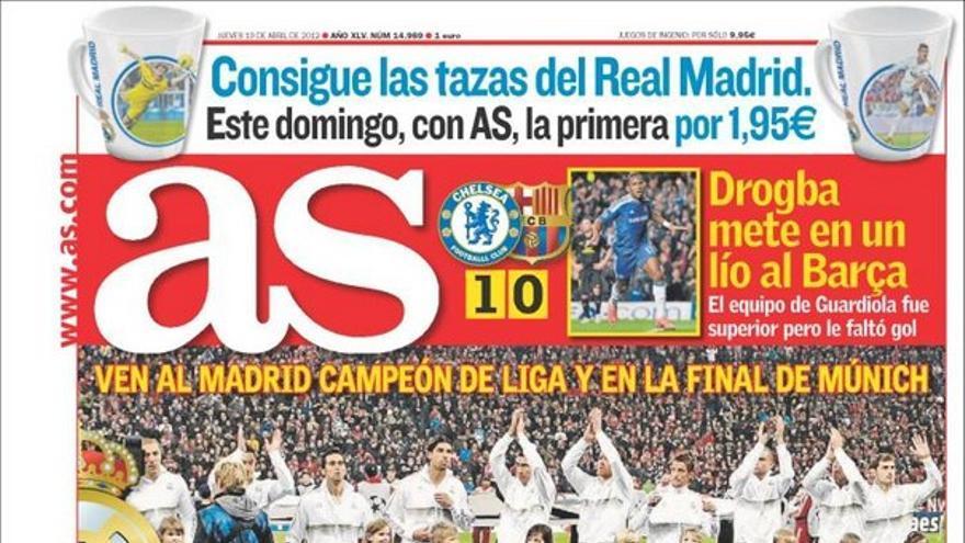 De las portadas del día (19/04/2012) #13