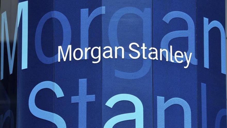 En la imagen, una vista general de las oficinas de Morgan Stanley en Nueva York.