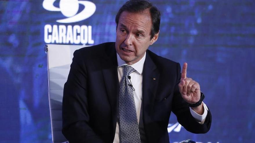 Jorge Fernando Quiroga, expresidente de Bolivia.