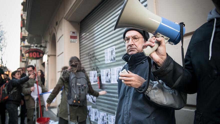 Juan Gómez, vecino de la calle Entença 151
