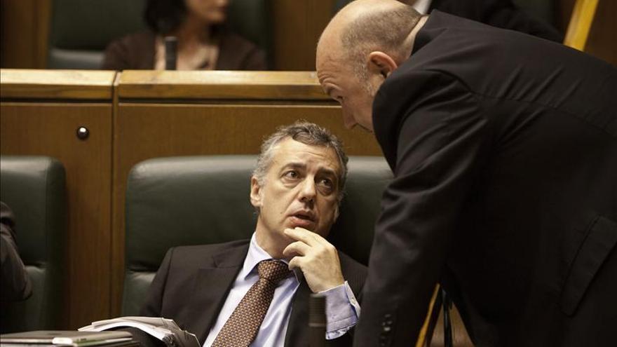 El Parlamento Vasco declara que los de ETA no son presos políticos