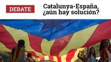 eldiario.es invita a sus lectores al debate 'Catalunya-España, ¿aún hay solución?'