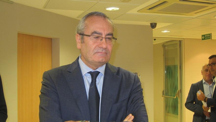 """El presidente de Puertos del Estado confía que el tribunal europeo opte por """"la menor multa posible"""" por la Estiba"""
