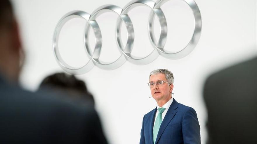 Audi niega que las irregularidades en el software sean una nueva manipulación