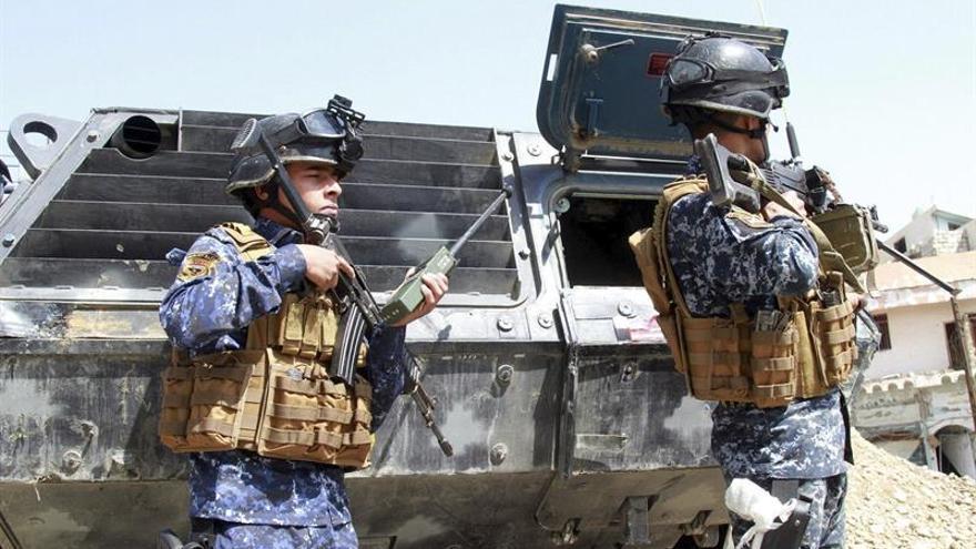 Muere un destacado dirigente del EI en un barrio del oeste de Mosul
