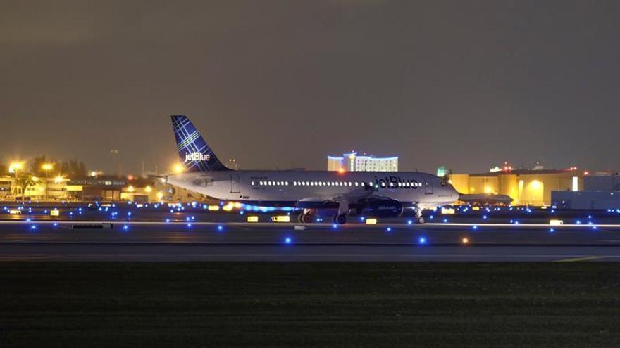 La aerolínea de EE.UU. JetBlue planea abrir una oficina comercial en La Habana