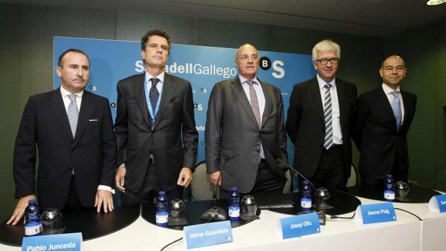 El Banco Sabadell triplica su beneficio y gana 247,8 millones en 2013