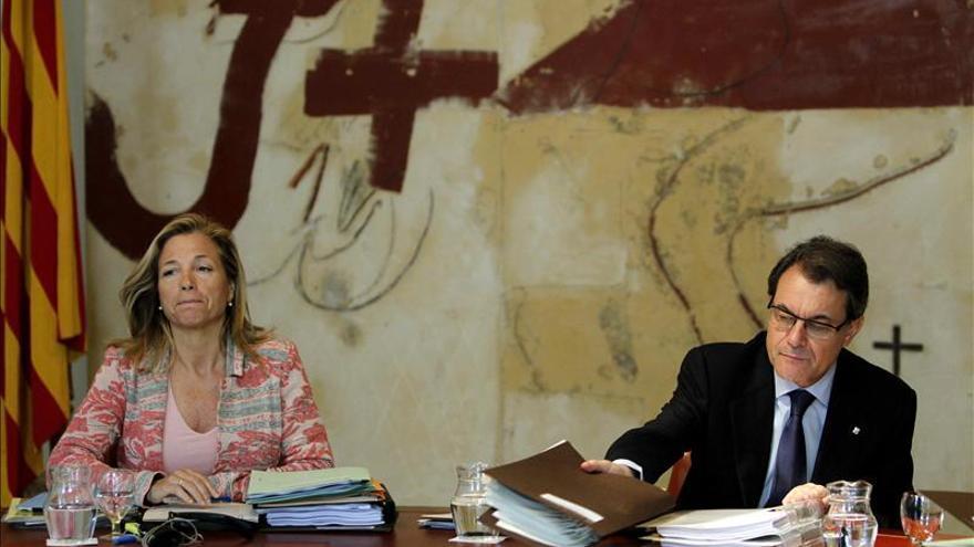 Mas destaca que Cataluña exporta más a mercados internacionales que a España