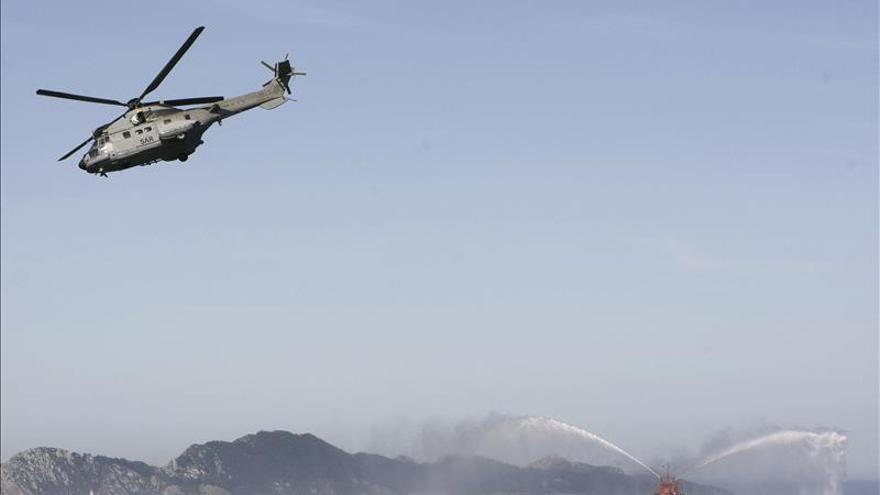 Desaparece un helicóptero del SAR cuando regresaba de Senegal a Gran Canaria