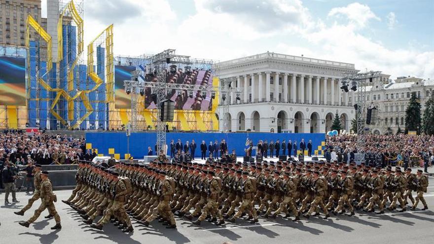 EEUU dice que Ucrania y Georgia no están listos para entrar en la OTAN