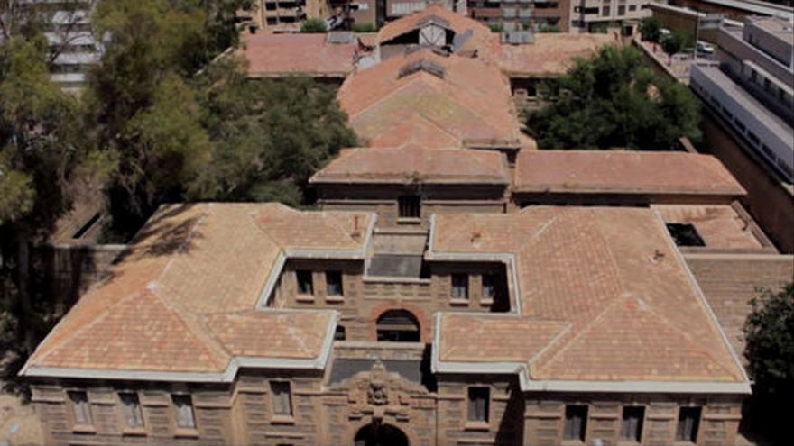 La Cárcel Vieja de Murcia