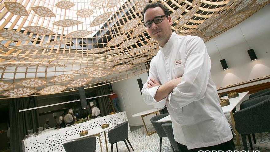 El chef Paco Morales | MADERO CUBERO