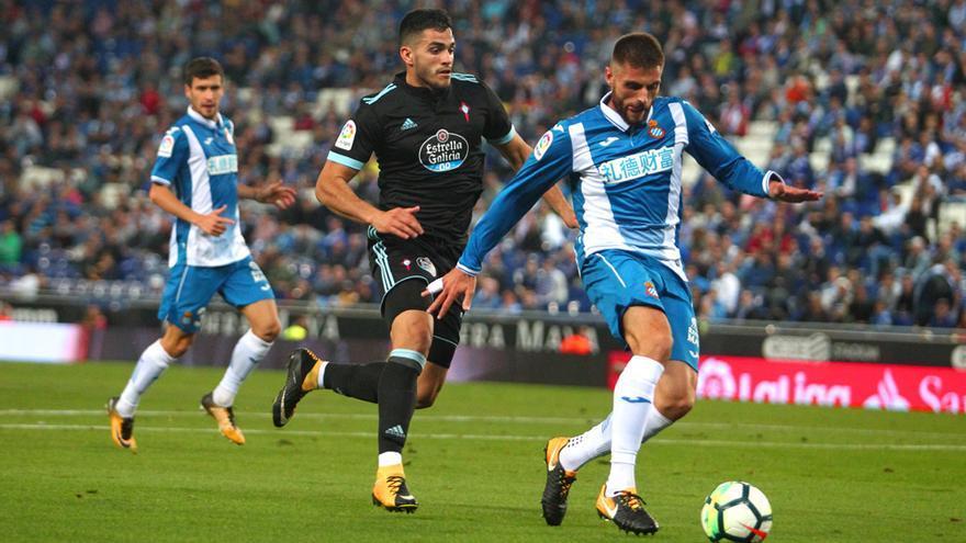 El Espanyol-Celta de Vigo de LaLiga brilla en la noche de Gol