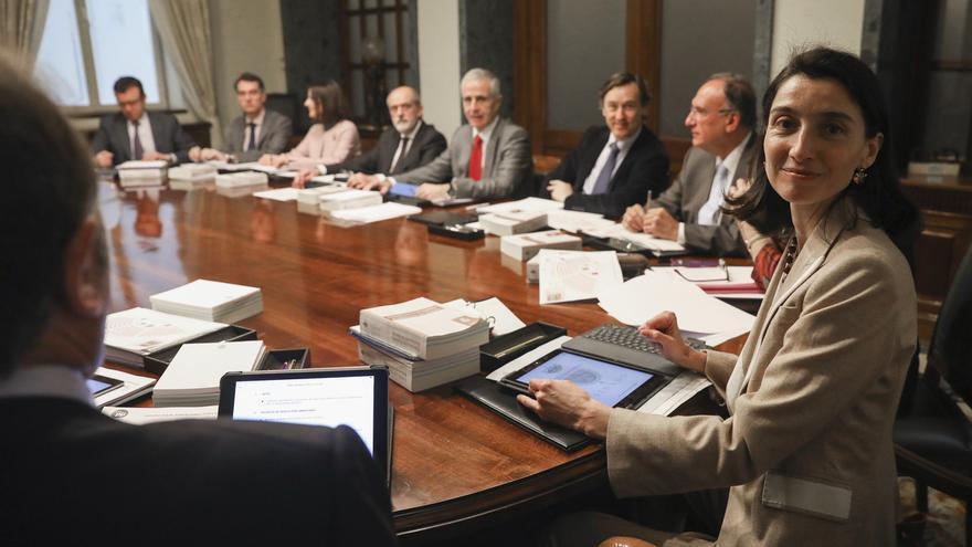 Llop escuchará ideas sobre el efecto en el Senado de los Consejos de Ministros en martes, día de Pleno