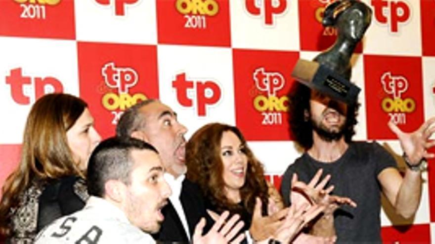 Los Premios TP se retrasan hasta otoño