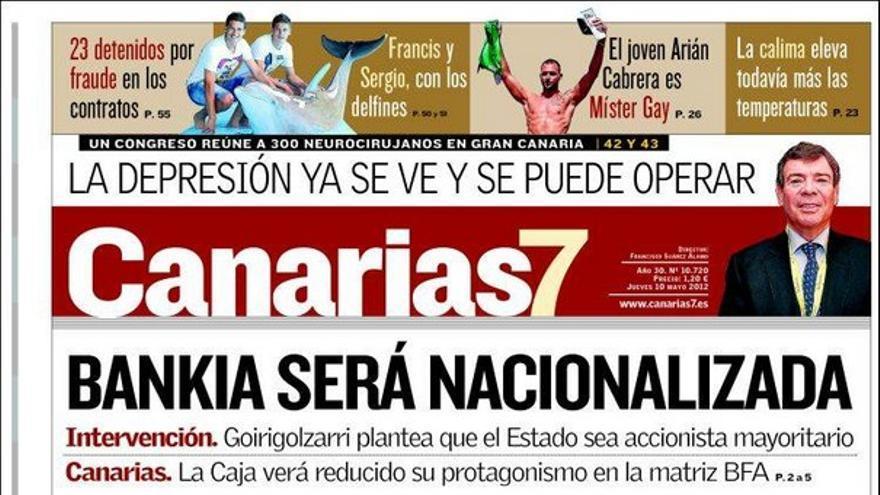De las portadas del día (10/05/2012) #2