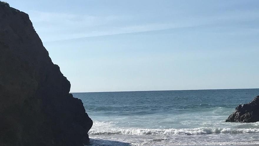 Baño prohibido este sábado en las playas vizcaínas de Barinatxe y Bakio