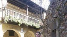 La obra 'Quizá lo quiso el destino', de Jorge Zatón, está ambientada en Cantabria.
