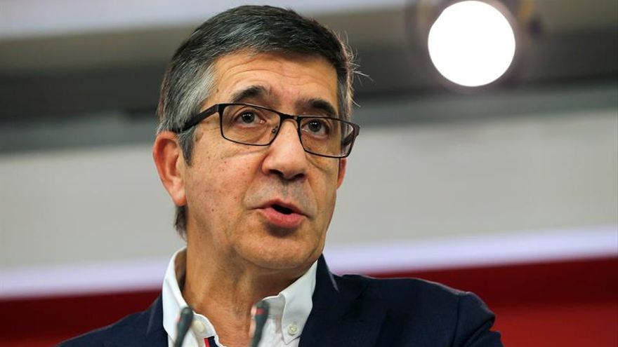 El PSOE aboga por agrupar en el Supremo las causas contra el Govern y el Parlament