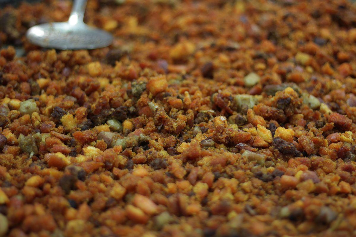 Uno de los platos de Cooking Barceló | R.A.